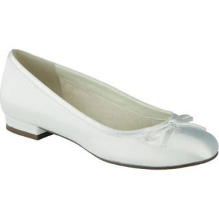 Womens Pink Paradox London Dolly White Satin Today $55.45