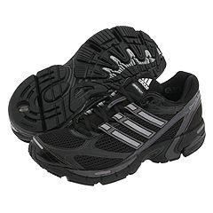 adidas Running Supernova Control 10 Black/Black/Metallic Space Silver