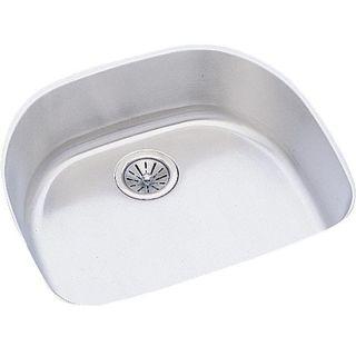 Elkay Stainless Steel Satin Undermount Kitchen Sink