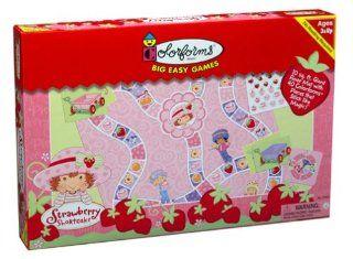 Strawberry Shortcake Big Easy Board Game Toys & Games