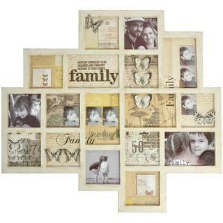 Beyond The Page MDF Abstract Memory Frame 25.5X23.5X.5