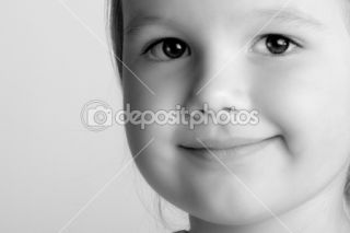 Beautiful little girl  Stock Photo © Kirill Vorobyev #1285057