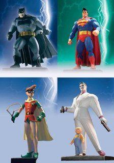 Batman The Dark Knight Returns Action Figures Set of 4