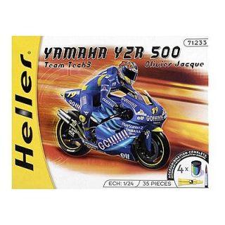 Kit Motos   Yamaha YZR 500 2002   Achat / Vente MODELE REDUIT MAQUETTE