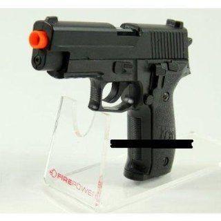 High Powered Heavy Weight 229 Airsoft Hand Gun 300 FPS Hop