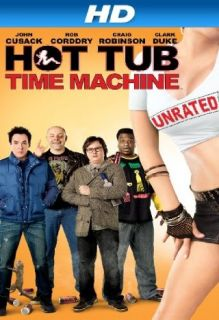 Hot Tub Time Machine (Unrated) [HD] John Cusack, Clark