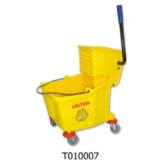 Abco T01007 35 Quart Mop Bucket with Wringer