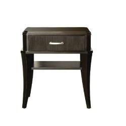 Manhattan 3 piece Queen size Bedroom Set with Small Nightstands