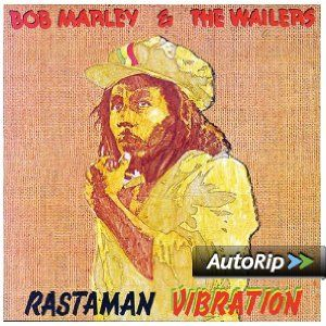 Rastaman Vibration Bob Marley & The Wailers Music