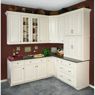 White 30x12 in. Wall Kitchen Cabinet Today $353.92