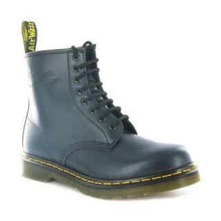 Dr.Martens 1460z Blue Leather Mens Boots: Shoes