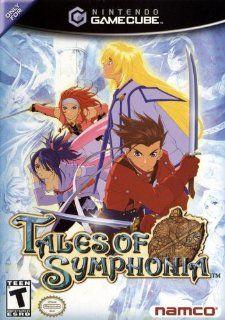 Tales of Symphonia Video Games