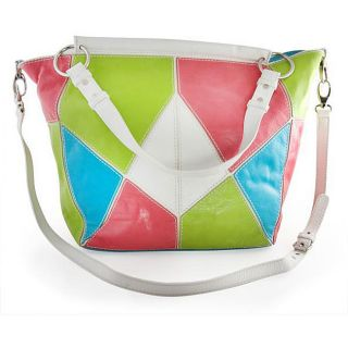 Cynthia Rowley Jodie Multicolor Tote Bag