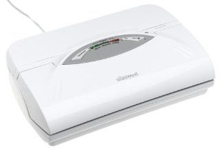 Seal A Meal VS230 Vacuum Food Sealer, White Kitchen