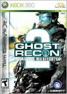 Xbox 360   Tom Clancys Ghost Recon Advanced Warfighter 2