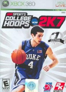 Xbox 360   College Hoops 2K7