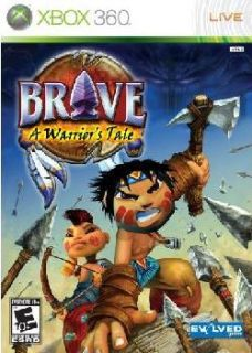 Xbox 360   Brave A Warriors Tale