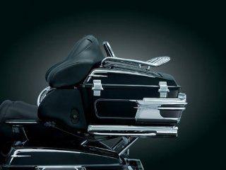Kuryakyn 8973 Quick Adjust Tour Pak Relocator For Harley Davidson
