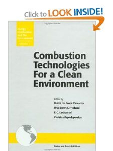 Combustion Technologies for a Clean Environment (Energy, Combustion