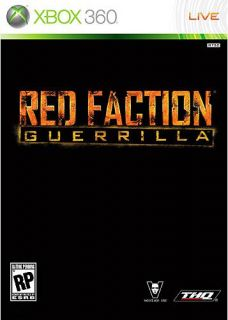 Xbox 360   Red Faction Guerrilla (Collector`s Edition)