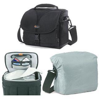 Lowepro Rezo 160 All Weather Black Camera Bag