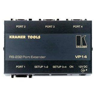 Kramer VP14 13 RS 232 Port Extender Everything Else