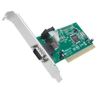 SYBA SY PCI15003 1 DB 9 Serial (RS 232) Port PCI
