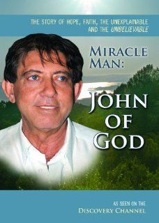 Miracle Man John of God John of God, Bill Hayes Movies