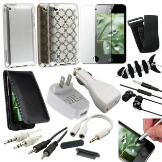 15 piece Case/ Charger/ Audio Cable/ Headset for Apple iPod touch Gen