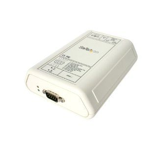 StarTech 1 Port RS232 Serial over IP Ethernet Device