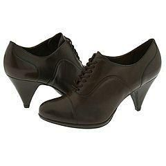 Steve Madden Derelict Brown Leather Oxfords