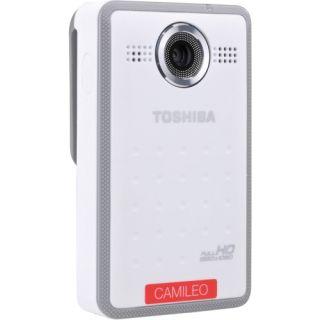 Toshiba Camileo Clip Digital Camcorder   1.5 LCD   CMOS   Full HD