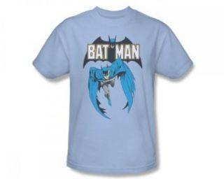 Batman   Batman #241 Cover Adult T Shirt In Light Blue