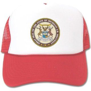 Michigan State Seal hat / cap: Everything Else