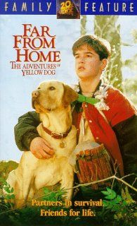 Far From Home The Adventures of Yellow Dog [VHS] Jesse