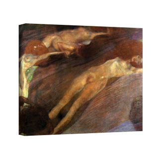 Gustav Klimt Moving Water Gallery Wrapped Canvas Today $45.99 Sale