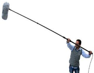 PROAIM 12 Carbon Fiber Boom Pole with 16 Blimp Wind