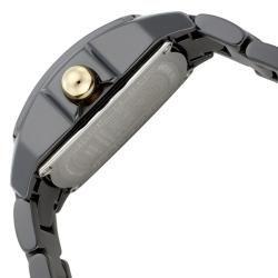 Invicta Womens Lupah Black Ceramic Watch