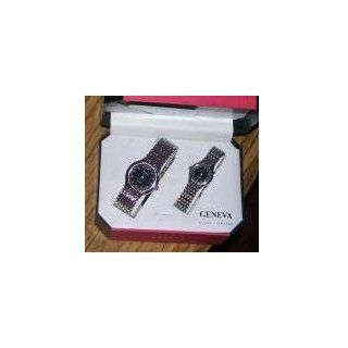 A Matching Set of Mens & Womens Geneva Watches Everything