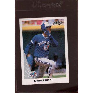 1990 Leaf #237 John Olerud Rc Mint *211340 Collectibles