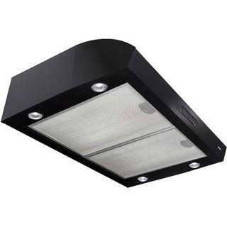Broan Evolution 3 Series 36 inch Black Under cabinet Range Hood