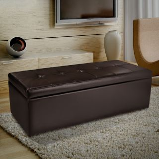 brown leather storage ottoman today $ 169 99 sale $ 152 99 save 10 %
