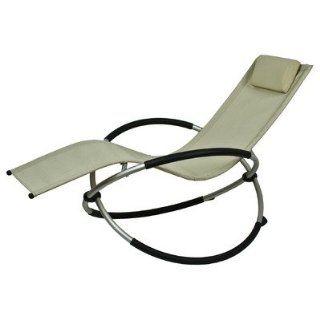 Foldable Aluminum Zero Gravity Chair [Set of 2] Patio