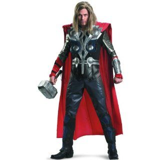 Mens Theatrical Quality Avengers Thor Costume Toys
