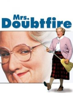 Mrs. Doubtfire Robin Williams, Sally Field, Pierce