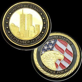 Event Justice For All Colorized Challenge Coin 244 Everything Else