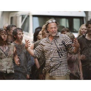 Nicotero Signed Zombie Creator For The Walking Dead 10X8 UACC RD 244