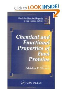 Chemical and Functional Properties of Food Proteins: Zdzisaw E