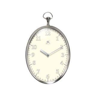 Infinity Pocket Watch Wall Clock