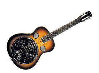 Mudslide Square Neck Resonator Guitar w/ Hard Case